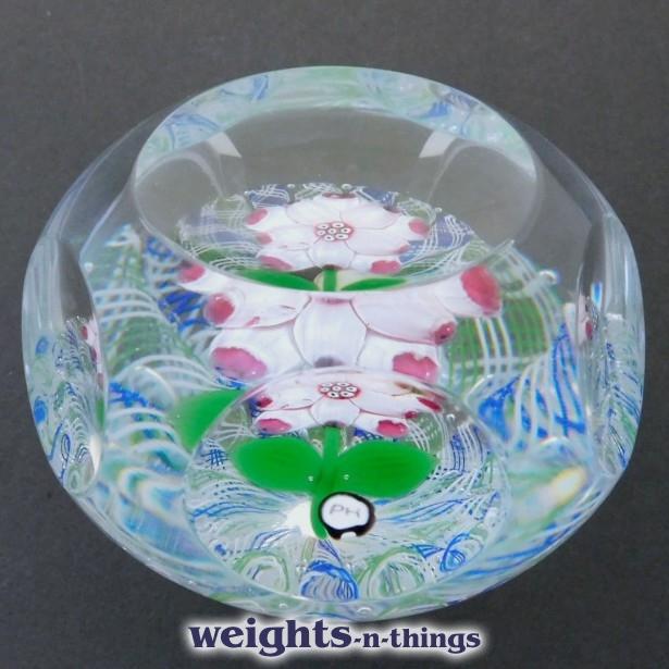 Fantasy Flower & Latticinio Basket 1/1 (2000)