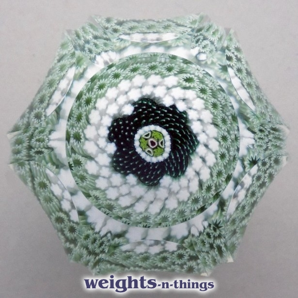 Small Green/white Carpet (2013)