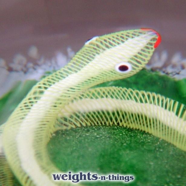 Filigree Snake (PY Cane)
